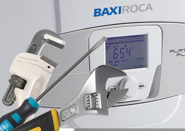 servicio técnico calderas baxiroca en Rivas Vaciamadrid