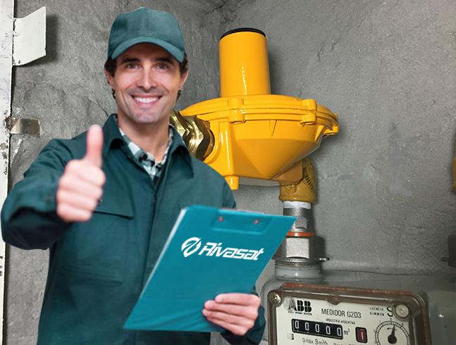Cambio urgente de reguladores de gas en Rivas Vaciamadrid