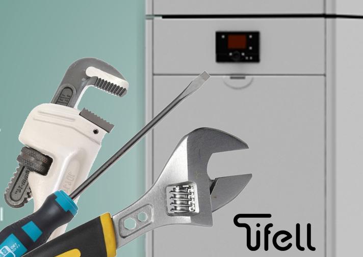 servicio técnico Tifell en Rivas Vaciamadrid