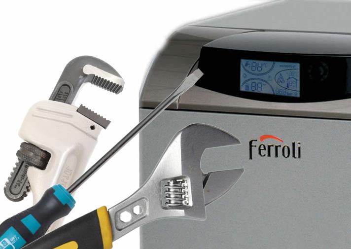 servicio técnico Ferroli Velilla de San Antonio